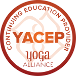 YACEP, Yoga Alliance, Continuing Education Provider